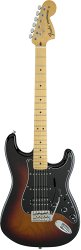 FENDER American Special Stratocaster® HSS, Maple Fingerboard, 3-Color Sunburst