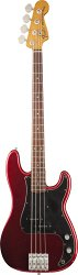 FENDER NATE MENDEL PRECISION BASS RW CANDY APPLE RED